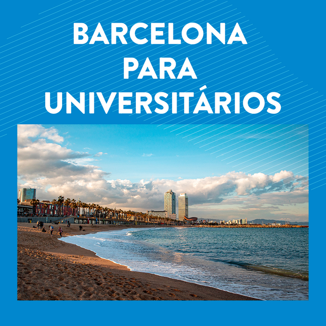 Barcelona para universitario