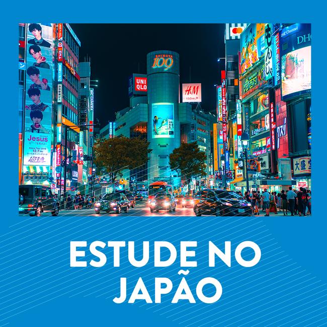 Estudar no japao