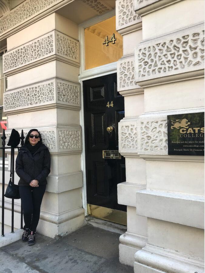 Intercambio em Londres